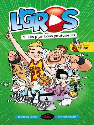 cover image of Les plus bons youtubeurs