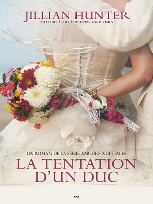 cover image of La tentation d'un duc