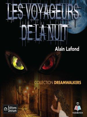 cover image of Les voyageurs de la nuit