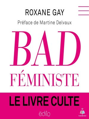 cover image of Bad féministe