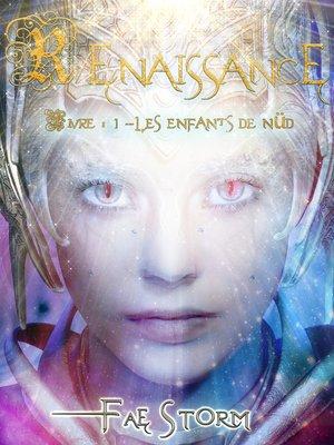 cover image of RENAISSANCE--LIVRE 1