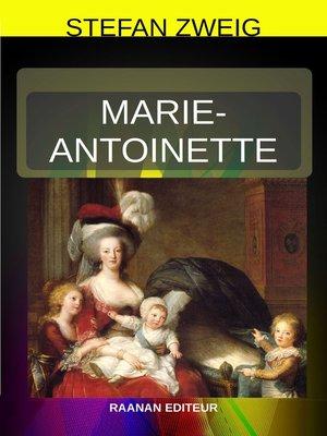 cover image of Marie-Antoinette