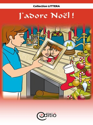 cover image of J'adore Noël!