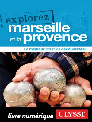 cover image of Explorez Marseille et la Provence