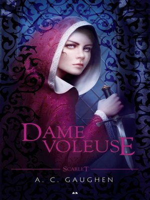 cover image of Dame voleuse