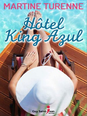 cover image of Hotel King Azul