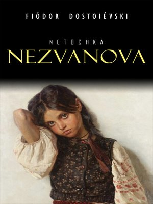 cover image of Netochka Nezvanova