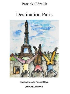 cover image of DESTINATION PARIS