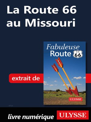 cover image of La Route 66 au Missouri