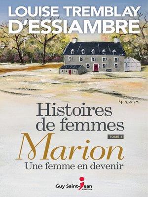 cover image of Histoires de femmes, tome 3