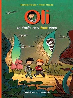 cover image of La forêt des faux rires
