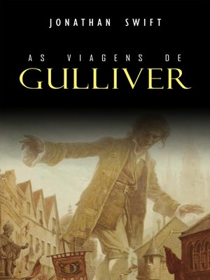 cover image of As Viagens de Gulliver