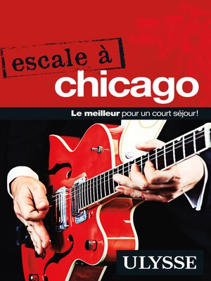 cover image of Escale à Chicago