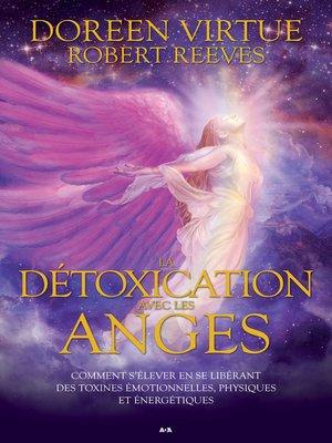 cover image of La détoxication avec les anges