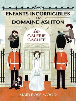 cover image of La galerie cachée