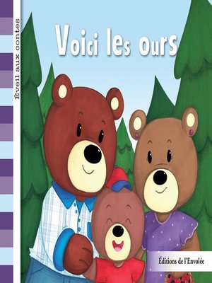 cover image of Voici les ours