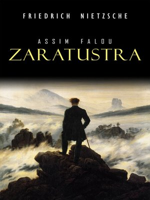 cover image of Assim falou Zaratustra
