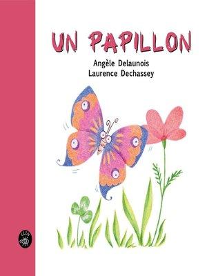 cover image of Un papillon