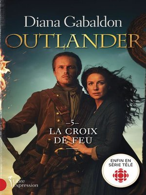cover image of Outlander, tome 5