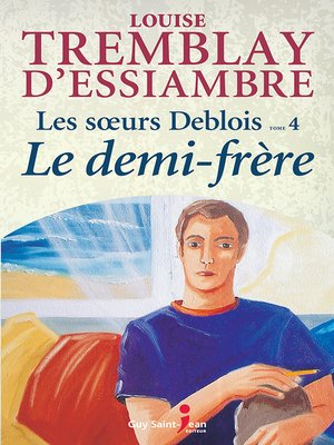 cover image of Le demi-frère