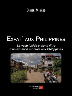 cover image of Expat' aux Philippines