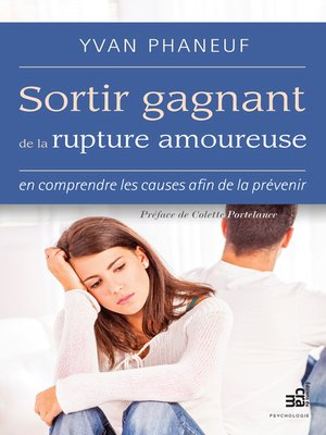 cover image of Sortir gagnant de la rupture amoureuse