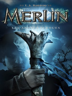 cover image of Les années perdues
