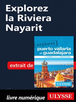 cover image of Explorez La Riviera Nayarit
