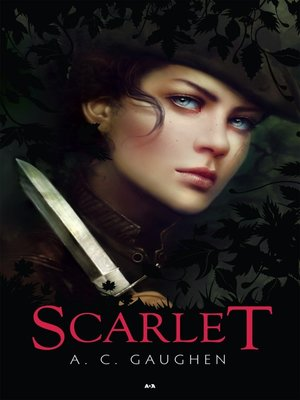 cover image of Scarlet