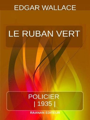 cover image of Le Ruban Vert
