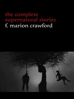 cover image of F. Marion Crawford