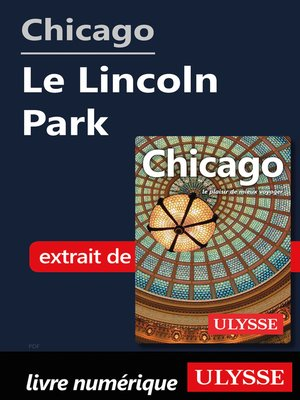 cover image of Chicago--Le Lincoln Park