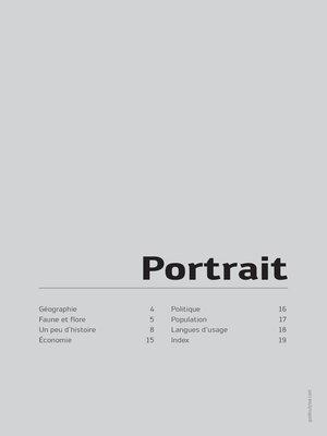 cover image of Portrait de Saint-Martin, Saint-Barthélemy