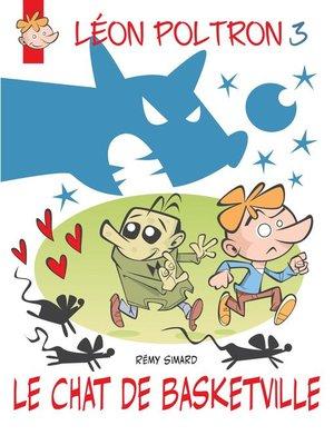 cover image of Le chat de Basketville