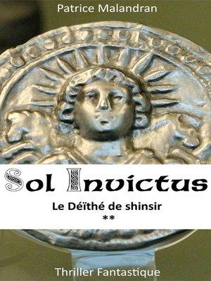 cover image of Sol Invictus