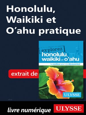 cover image of Honolulu, Waikiki et O'ahu pratique
