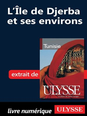 cover image of L'Île de Djerba et ses environs