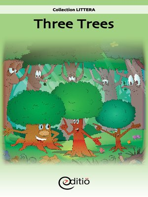 cover image of Three Trees