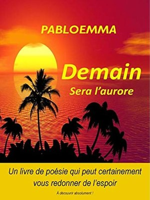 cover image of DEMAIN SERA L'AURORE