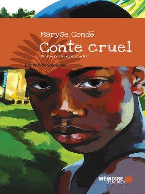 cover image of Conte cruel
