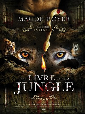 cover image of Les contes interdits--Le livre de la jungle