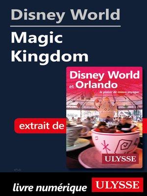cover image of Disney World--Magic Kingdom