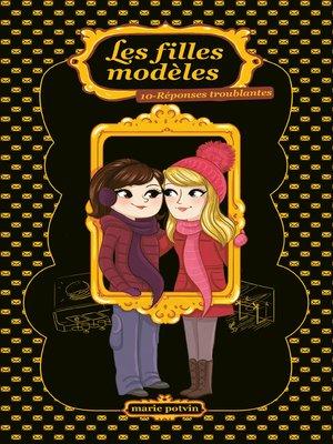 cover image of Les filles modèles 10