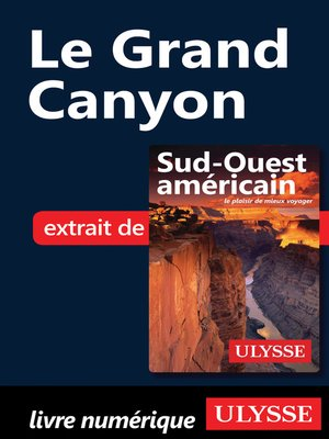 cover image of Le Grand Canyon