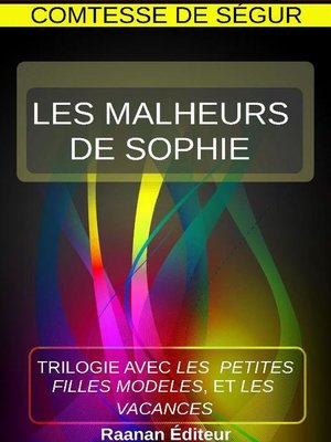 cover image of LES MALHEURS DE SOPHIE