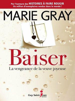 cover image of La vengeance de la veuve joyeuse