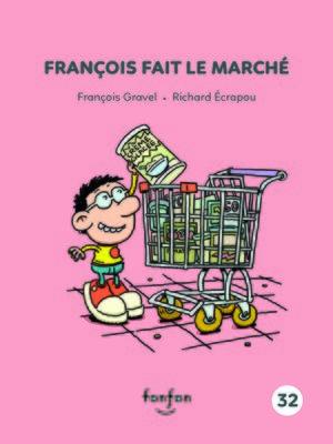 cover image of François fait le marché