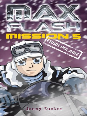 cover image of Max Flash--Mission 5