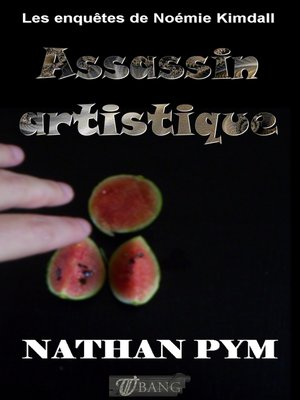 cover image of Assassin artistique