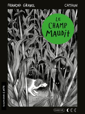 cover image of Le champ maudit